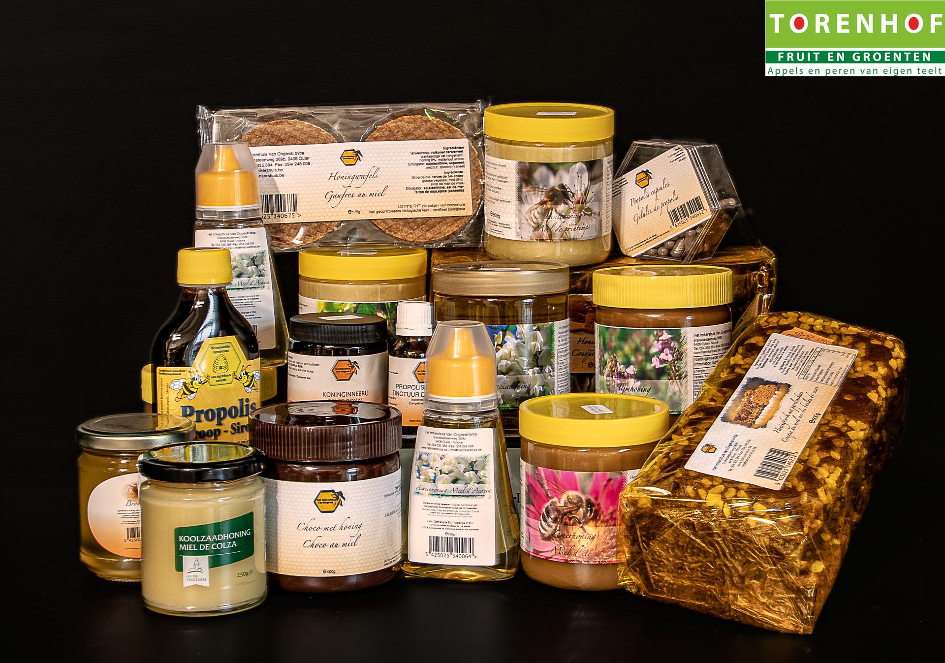honing-en-honingproducten
